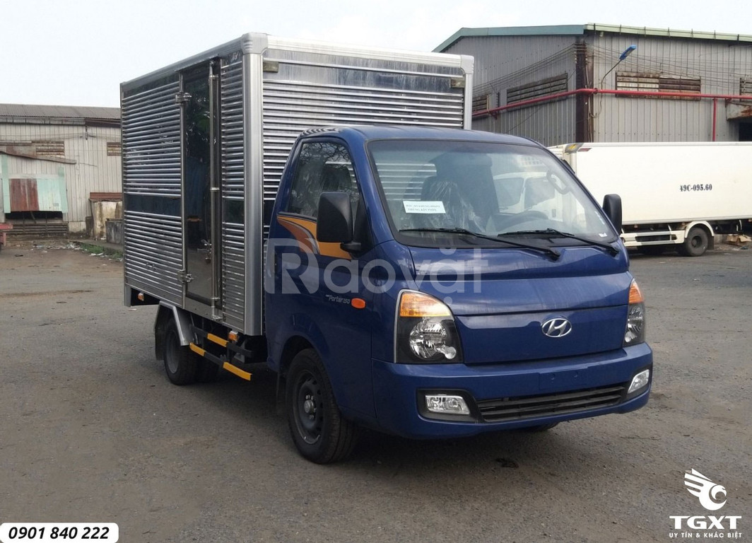 Hyundai H150 xe có sẵn, giao ngay, hỗ trợ ngân hàng 80%