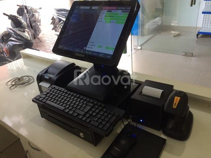 Máy tính tiền chuyên nghiệp cho Mini Mart tại Nghệ An