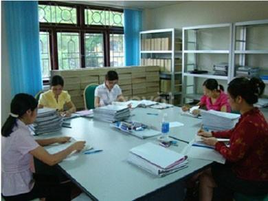 Đào tạo Trung cấp thư viện thiết bị trường học
