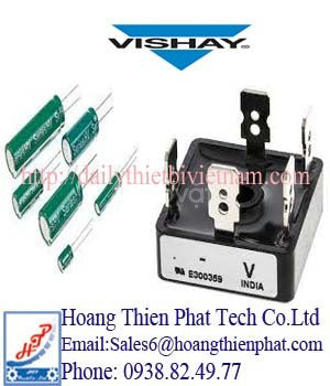Nhà cung cấp Vishay tại Việt Nam