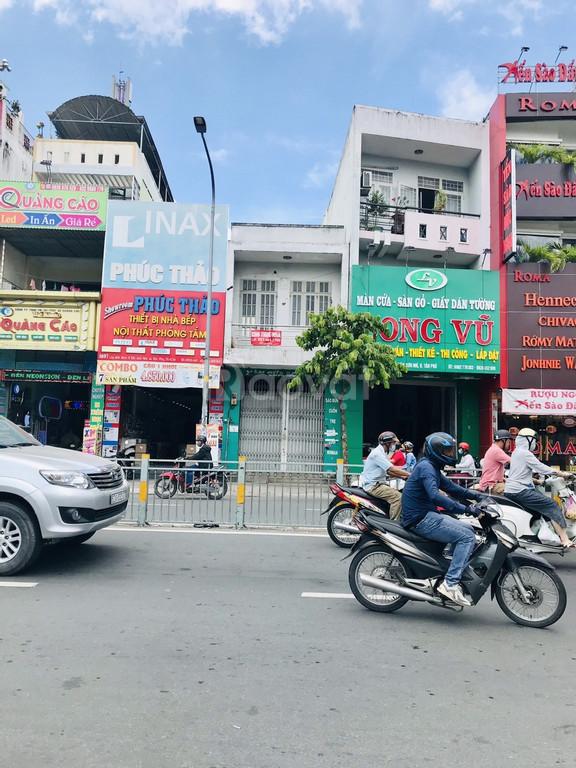 Cho thuê nguyên căn 1 trệt, 1 lầu, MT Lũy Bán Bích, Tân Phú, giá tốt