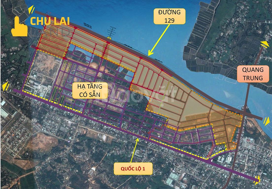 Mở bán đất nền khu đô thị Vịnh An Hoà chỉ từ 10tr/m2 giai đoạn 1