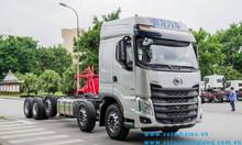 Xe tải thùng chenglong 3 chân 4 chân 5 chân, 13 - 22 tấn giá tốt