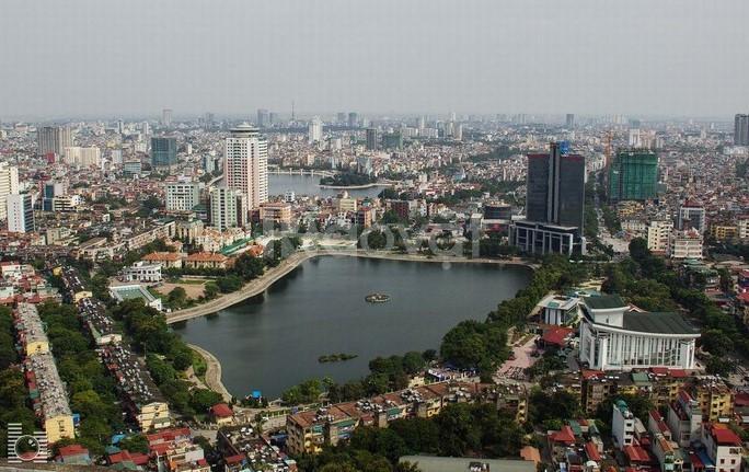 Bán nhà Nguyễn Chí Thanh 5 tầng, Hà Nội - 4 tỷ VNĐ