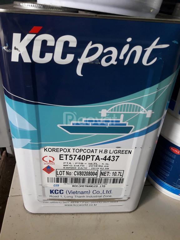 Sơn nước kcc koreguard super gloss bóng giá rẻ Bình Dương