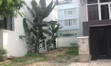 Bán lô đất đường số 7 khu Tên Lửa sổ hồng