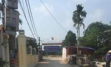 Bán đất Đồng Vân, Đồng Tháp Đan Phượng, 52m2, ngõ ô tô, phân lô