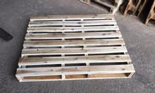 Nhận sản xuất pallet gỗ thông mới 100% theo yêu cầu