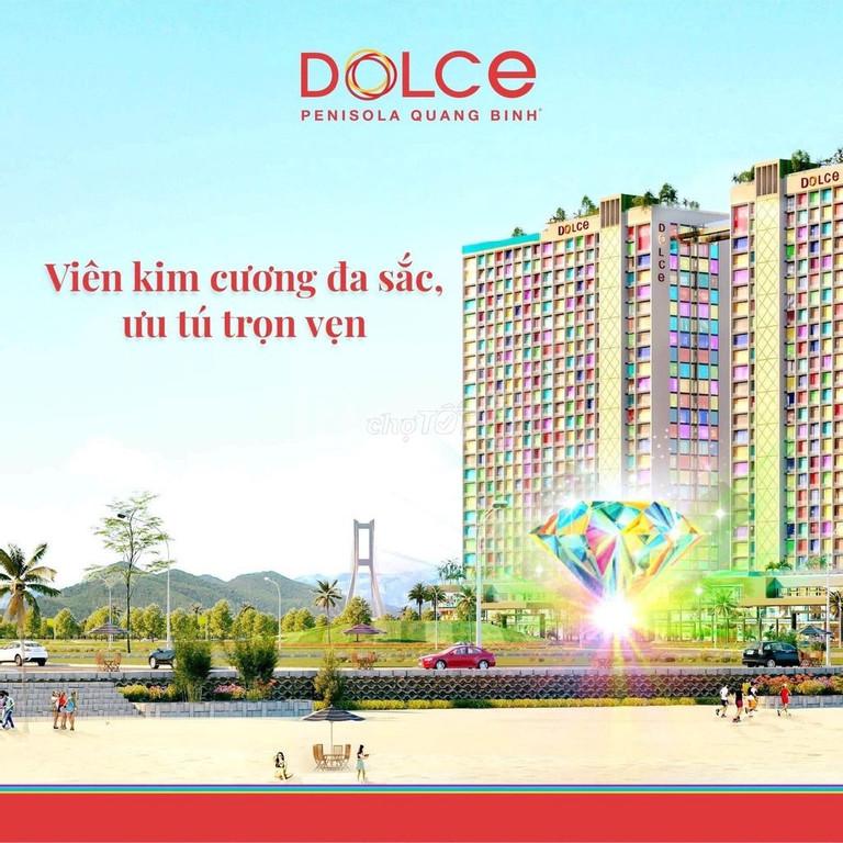 Dự án khách sạn 6 sao Dolce Penidola lần đầu tiên có mặt ở Quảng Bình