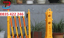 Gia công sản xuất hàng rào di động inox 304 giá sỉ, giá buôn
