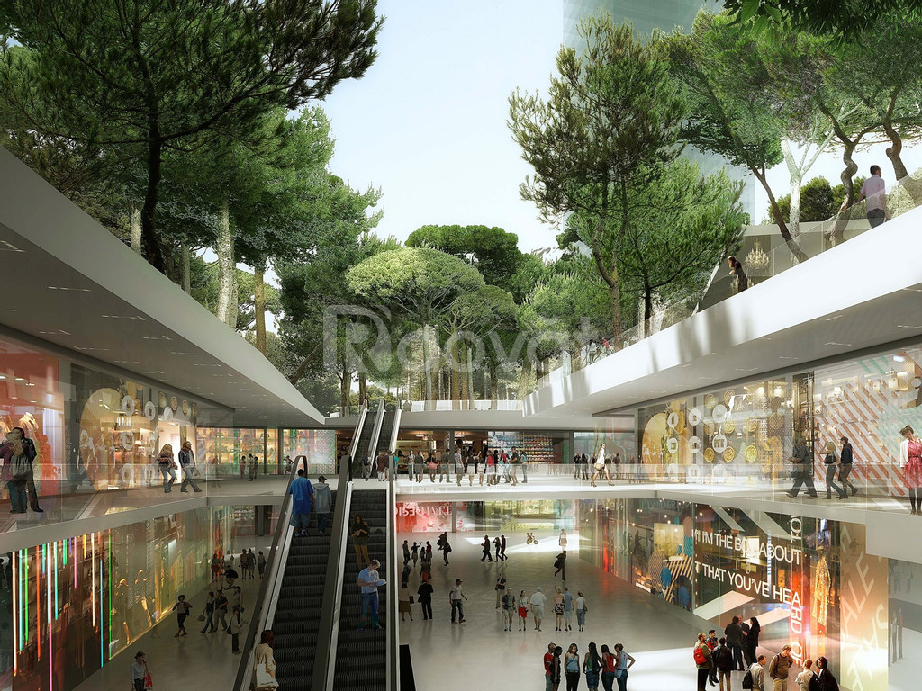 15.000m2 sàn thương mại văn phòng lớn tại Hà Đông giá chỉ 30.000đ