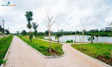 Đất cạnh quảng trường Tx Buôn Hồ, Daklak chỉ 518 tr/120m2 full thổ cư