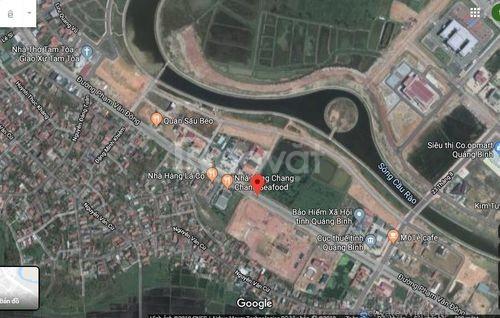 Bán rẻ 2806 m2 đất TM - DV 2 mặt tiền trục 36m Phạm Văn Đồng