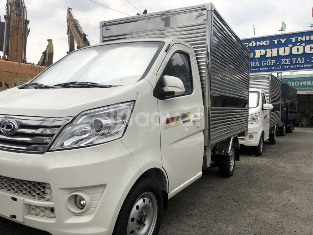 Xe tải Tera 100 990kg l Xe tải nhỏ thùng dài 2m8 động cơ Mitsubishi