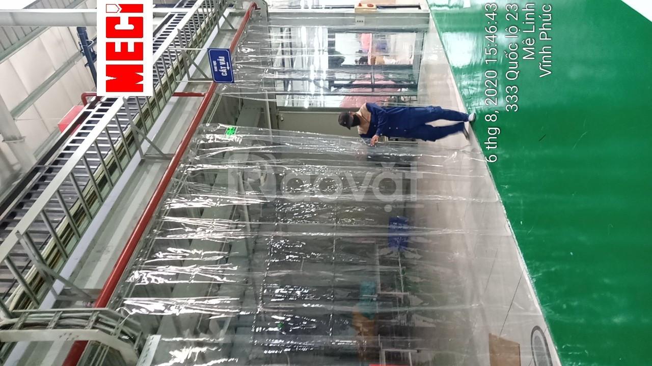 Cung cấp màng nhựa pvc khổ lớn trong suốt hàng nhập khẩu giá tốt