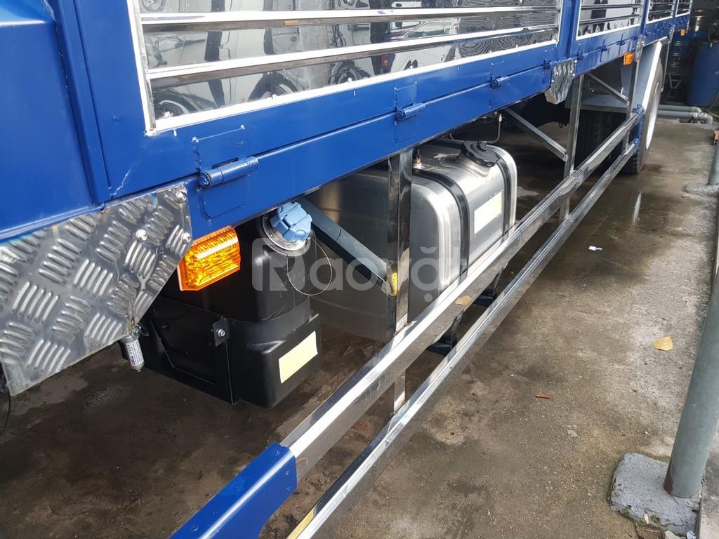 Giá xe tải jac A5 8 tấn thùng dài 9.5 mét nhập khẩu 2020 thùng 50 khối