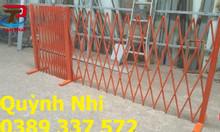 Hàng rào xếp di động sắt giá rẻ
