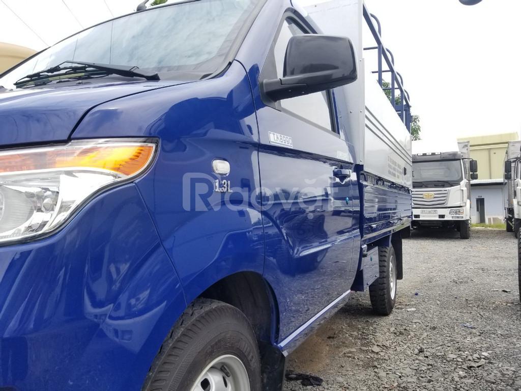 Mua xe tải nhẹ giá mềm thị trường xe tải nhỏ Kenbo 990kg