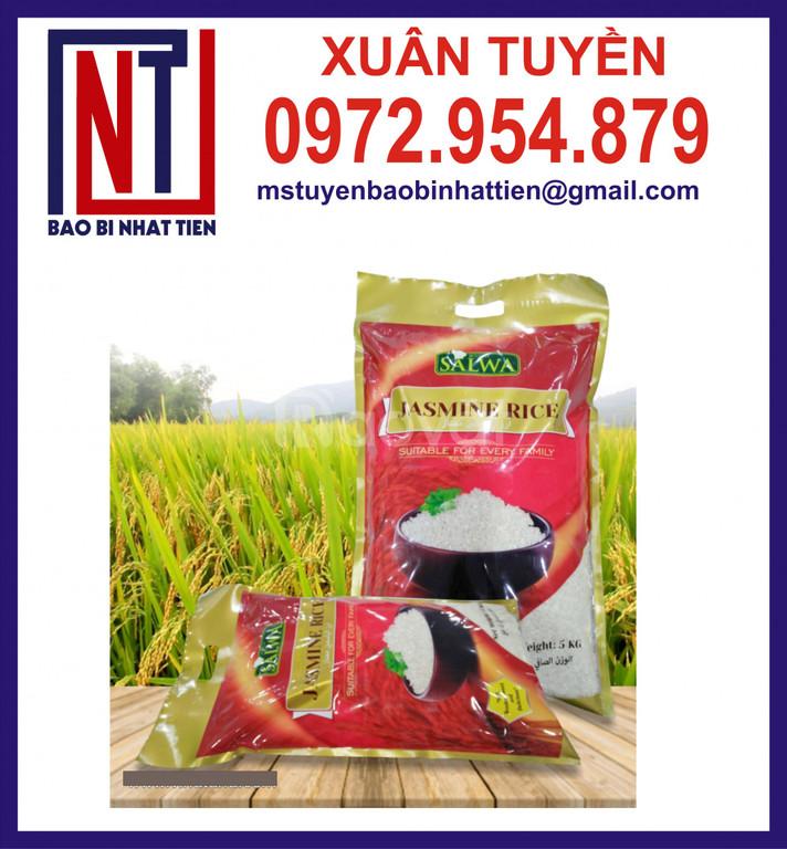 Bao bì gạo 5kg giá tốt