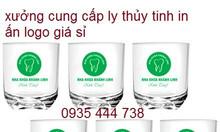 Xưởng in thủy tinh, xưởng in logo giá gốc tại Quảng Nam