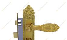 Khóa cửa thông phòng NK190M-PVD (Màu Vàng)