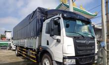 Mua xe tải 9 tấn Faw thùng dài 8m2 chỉ với 290 triệu là nhận xe