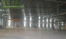 Cho thuê kho xưởng DT 3000m2 Phú Thị, Gia Lâm, Hà Nội