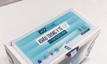 Bán khẩu trang kháng khuẩn giá sỉ y tế 4 lớp tiêu chuẩn xuất khẩu