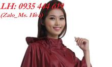 Cung cấp áo mưa in logo thương hiệu giá rẻ tại Huế