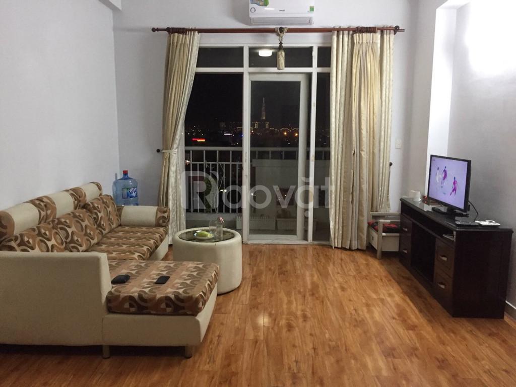 Cho thuê chung cư Hoàng Kim 3 phòng ngủ, đầy đủ nội thất