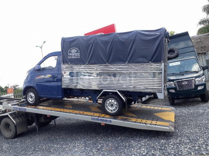 Xe tải Tera 100 thùng mui bạt 970 kg