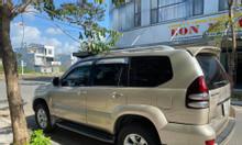 Tôi chủ xe Land Cruiser Prado đăng ký 2008, máy dầu