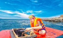 Tour du lịch đảo Hòn Chùa Phú Yên