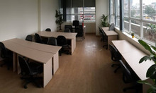 Văn phòng riêng biệt, full dịch vụ tại Thanh Xuân