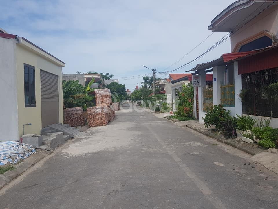 Bán đất mặt ngõ 213 Tân Thành, Dương Kinh, Hải Phòng .