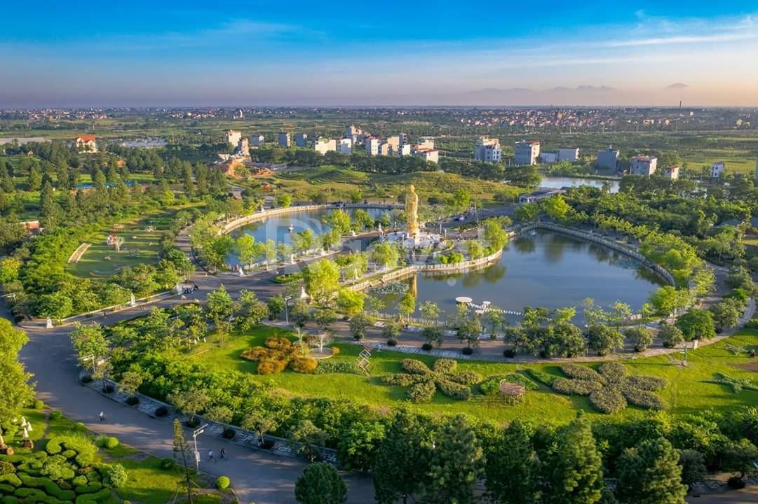 Tôi cần bán lô đất 400m2 Đông Nam Biệt thự sinh thái Đan Phượng