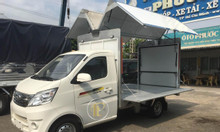 Xe tải thùng cánh dơi xe tải bán hàng lưu động Tera 100