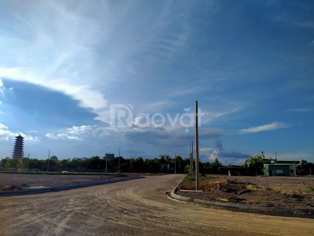 KĐT Cẩm Văn nơi nâng tầm thịnh vượng, đất nền liền kề sân bay Phù Cát