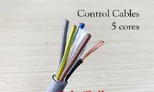 Chuyên phân phối cáp điều khiển cho thiết bị ngành tự động hóa