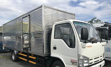 Xe tải Isuzu tải 1T9 thùng dài 6M2 giá tốt
