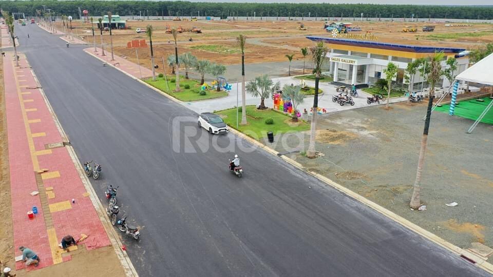 Đất nền mặt tiền đường vào sân bay QT Long Thành chiết khấu 20%/năm