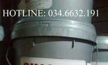 Mỡ chịu nhiệt Sinopec Crystal Grease No.T3 xô 17Kg