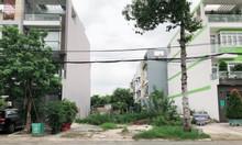 Bán nền đất mặt tiền đường số 2 gần Pizza Domino's Bình Tân, sổ riêng