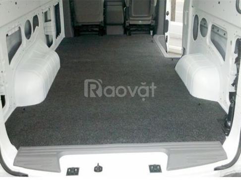 Sản xuất vải nỉ may nội thất ô tô