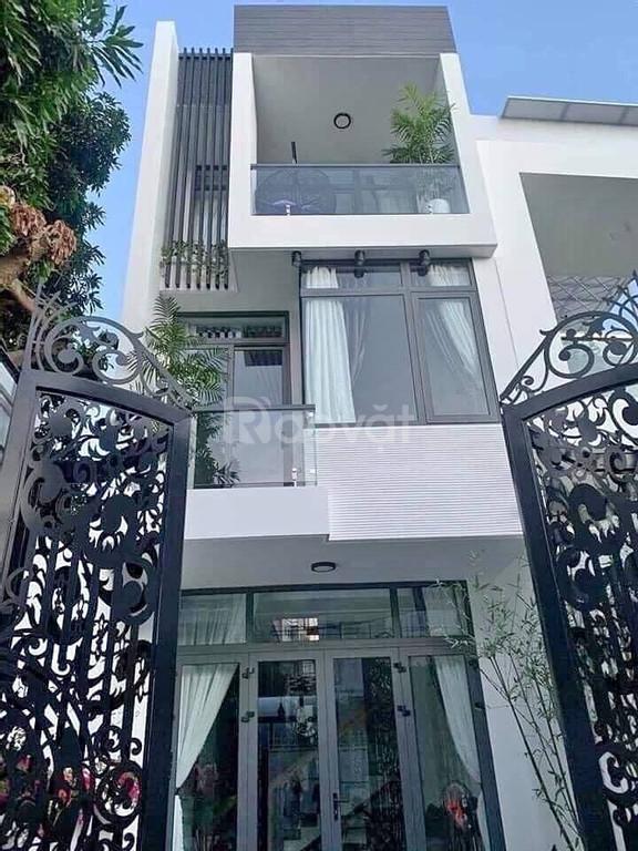 Bán nhà 88m2 (1T2L) khu dân cư mới Bình Chánh, MT đường Đinh Đức Thiện