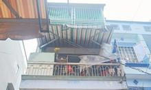 Nhà đường Lạc Long Quân, P8, Tân Bình, 3 tầng