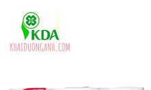 Giấy vệ sinh cuộn nhỏ cao cấp Linh An, giấy vệ sinh giá sỉ Cà Mau