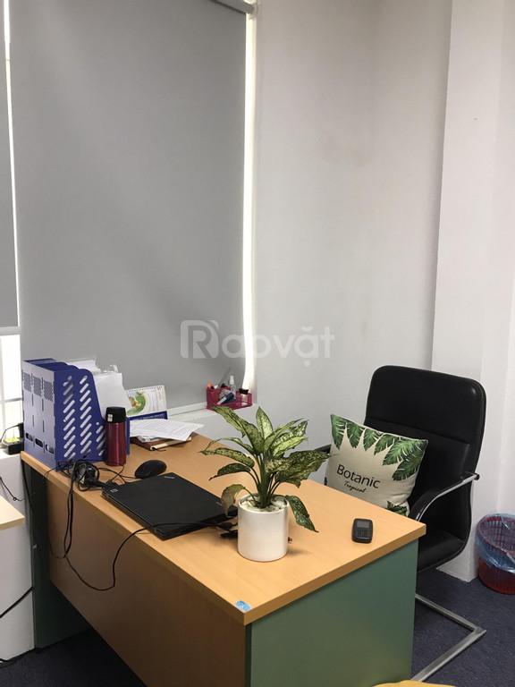 Văn phòng tại Chùa Láng, Đống Đa cho 1-5 người