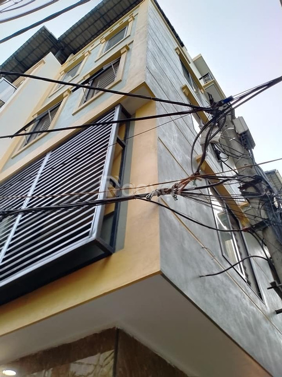 Bán nhà 5 tầng 35m2 đẹp long lanh Kim Giang, Hoàng Mai