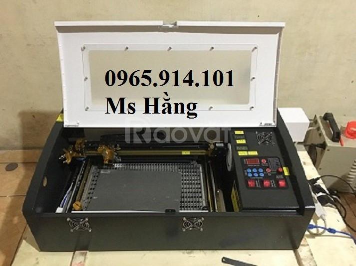 Máy laser, máy laser 3020 khắc dấu, con dấu LH 0965914101